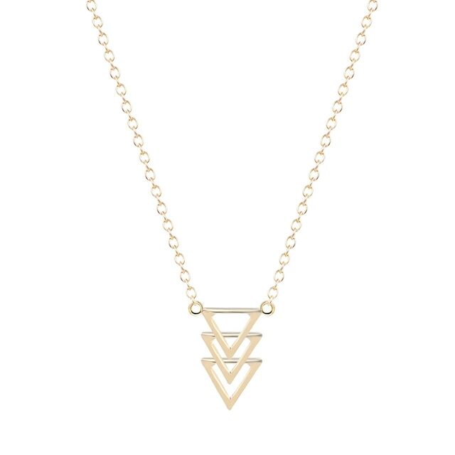 collier geometrie