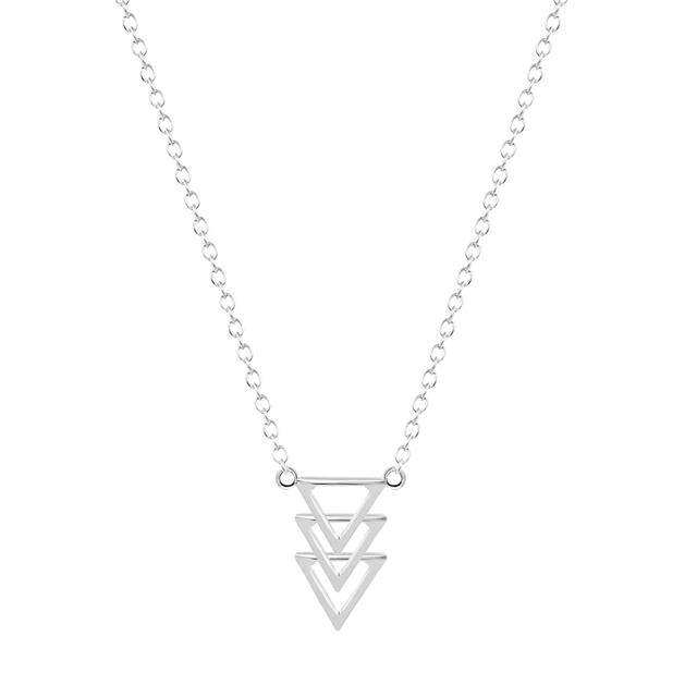 collier geometrique