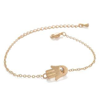 Bracelet Fatima doré