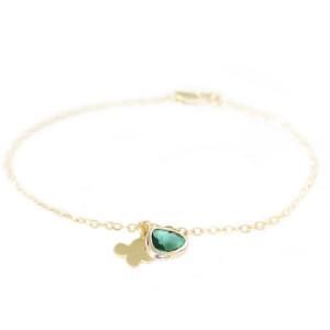 bracelet fantaisie femme nuage