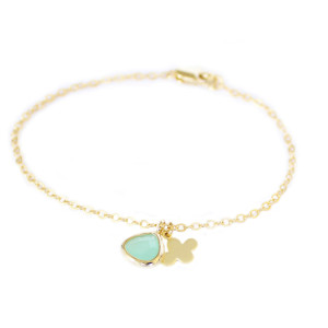 bracelet nuage femme
