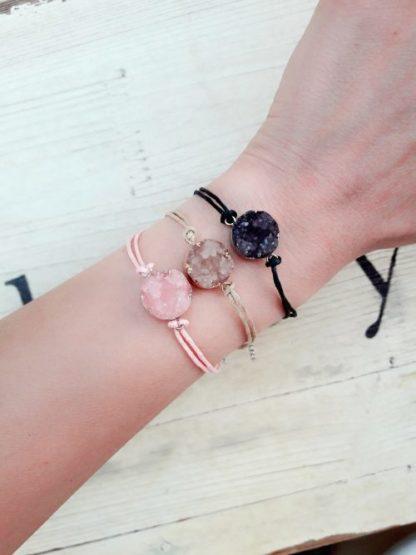 bracelet tendance cordon femme