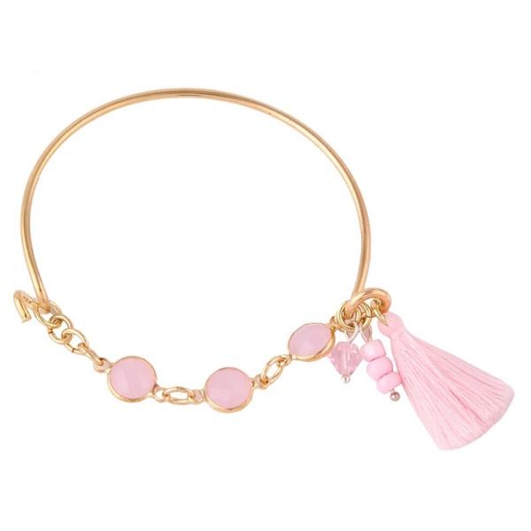 bracelet cadeau femme rose