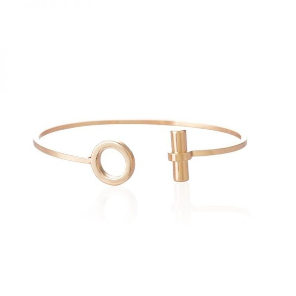 bracelet jonc tendance femme