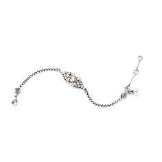 bracelet strass femme tendance