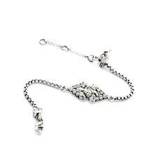 bracelet femme strass