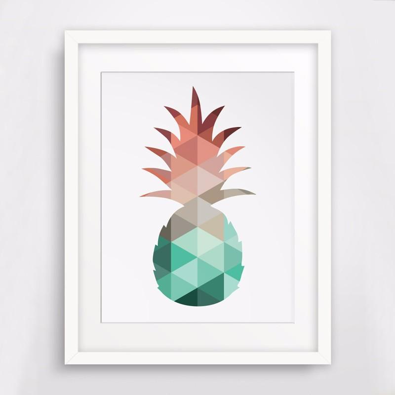 cadre ananas