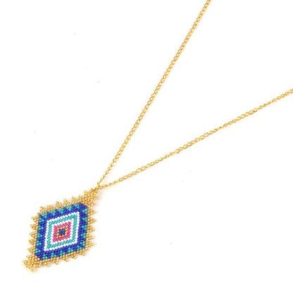 collier perles de japon