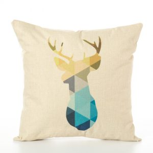 housse coussin scandinave