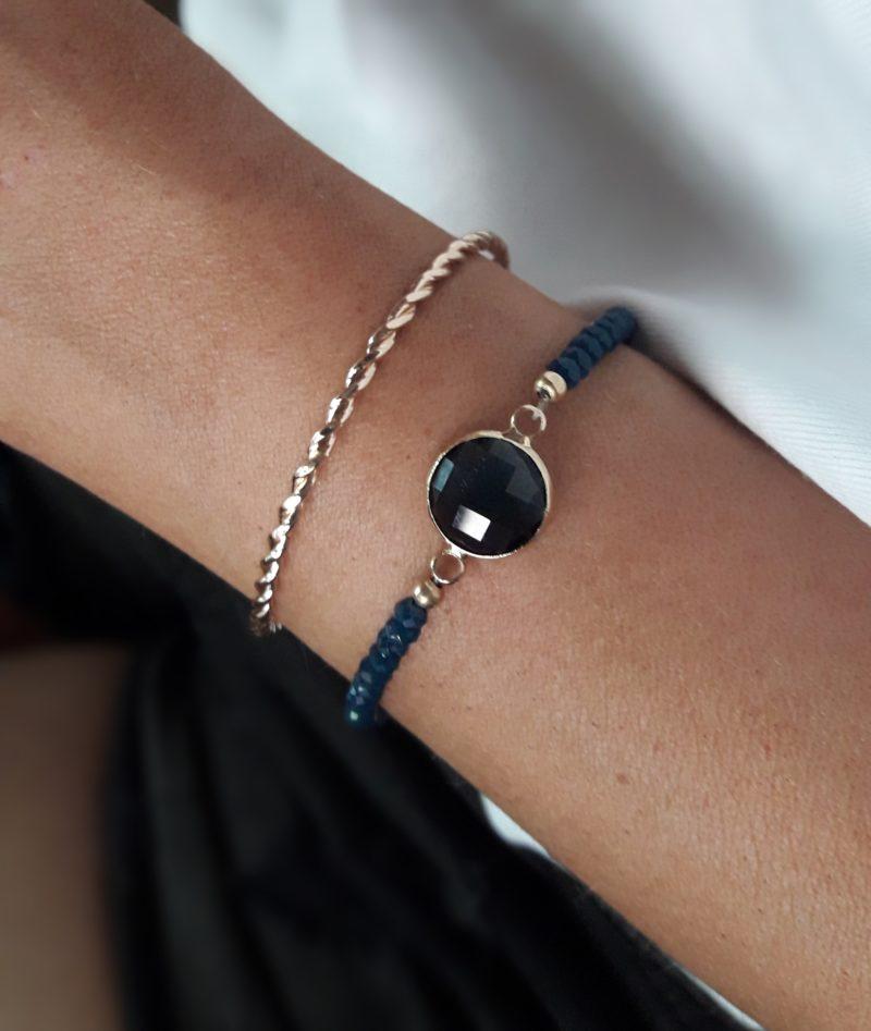 bracelet pierre jade