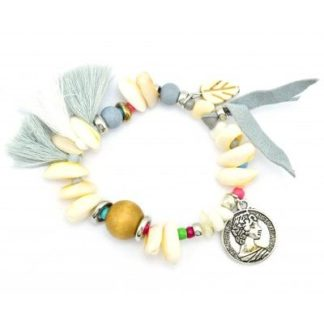 bracelet coquillage pas cher
