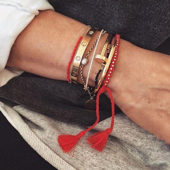 Tendance mode bijoux