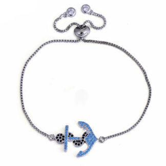 bracelet ancre cadeau femme