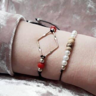 bracelets createur tendance