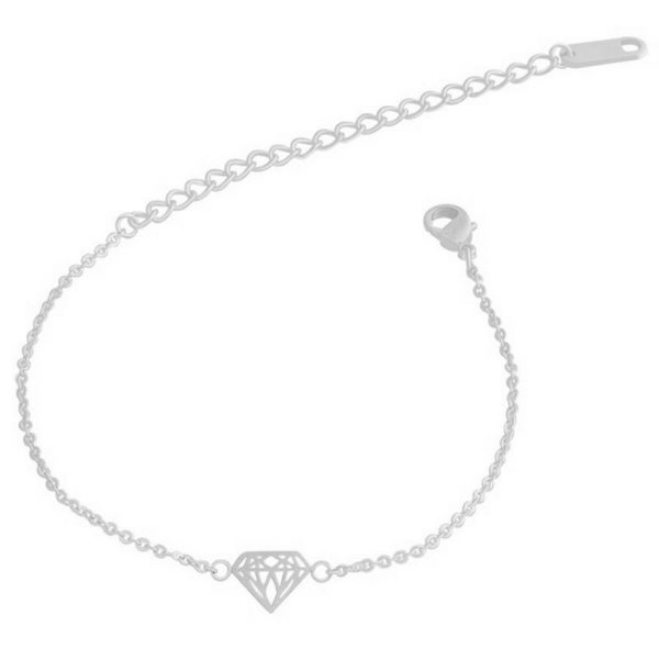 bracelet cadeau femme argente
