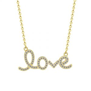 collier love original