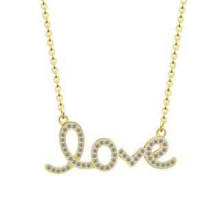 collier love original