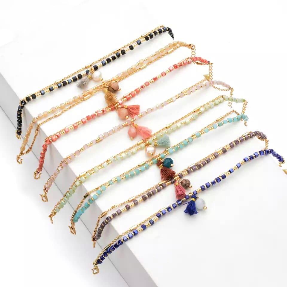 bracelet fantaisie tendance idee cadeau