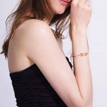 bracelet femme jonc cadeau