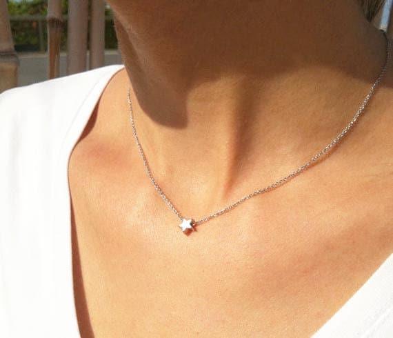 collier fantaisie cadeau femme