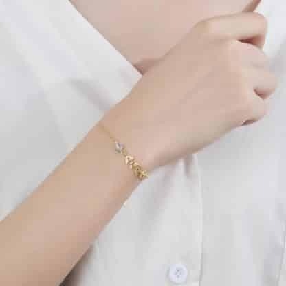 bracelet pierre cadeau tendance