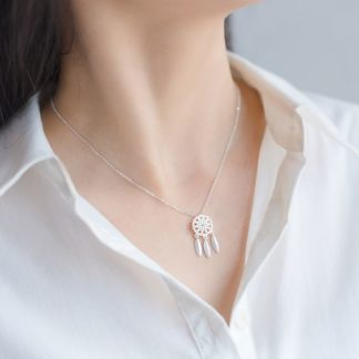 collier attrapereves cadeau femme