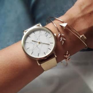 montre maille cadeau pas cher