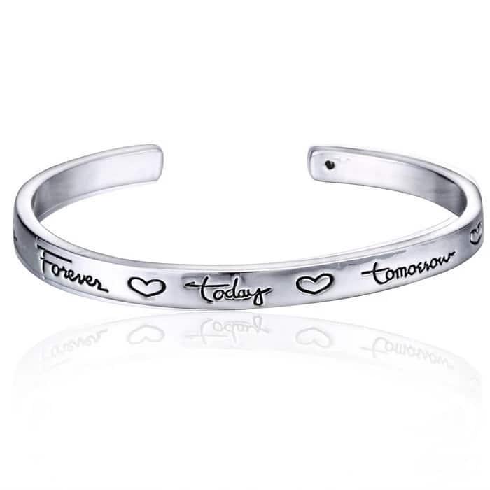 bracelet jonc forever