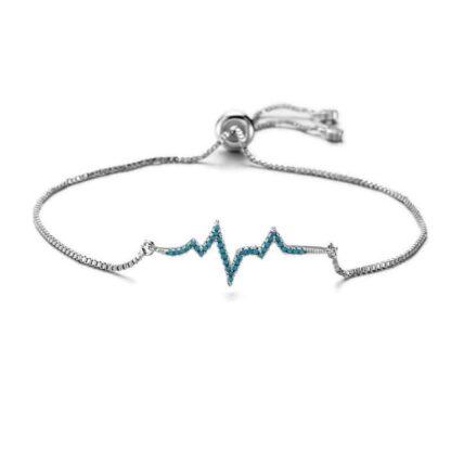 bracelet cadeau argente