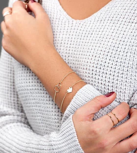 bracelet cercle femme