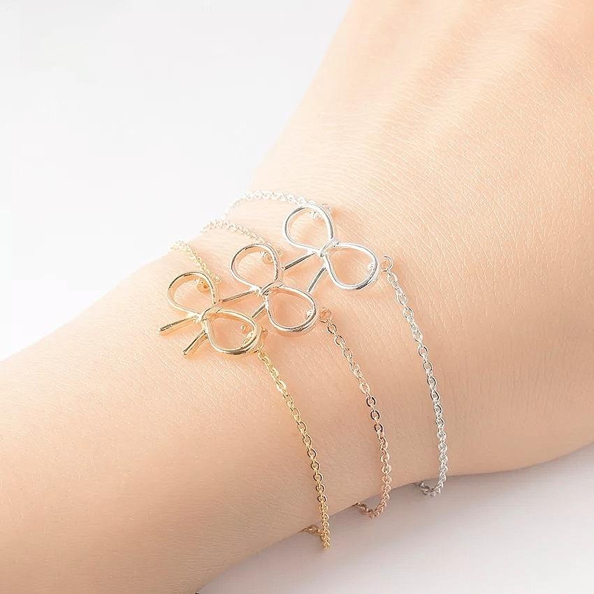 bracelet noeud petit prix