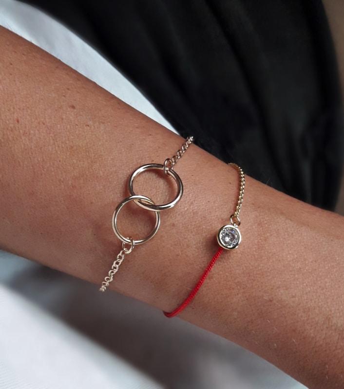 bracelet cercles