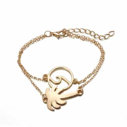 bracelet fantaisie vague