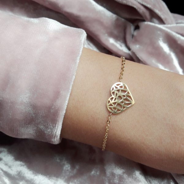 bracelet coeur