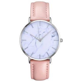 montre bracelet rose