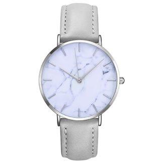 montre bracelet gris