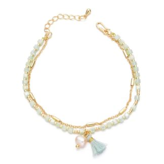 Bracelet vert tendance