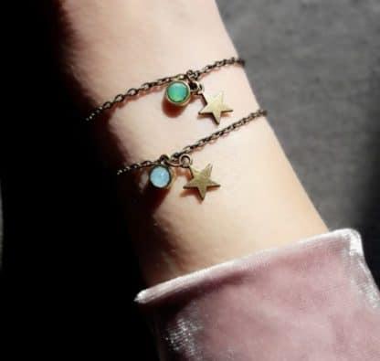 bracelet etoile original