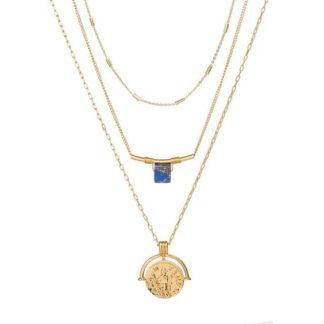 Sautoir medaille