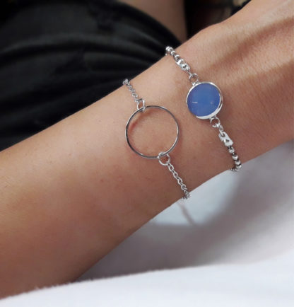 Bracelet cercle cadeau femme