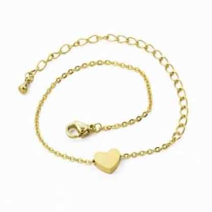 bracelet coeur cadeau pas cher