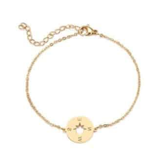 bracelet fantaisie boussole