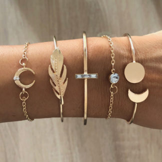ensemble bracelets fantaisie