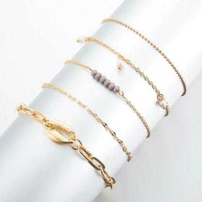 ensemble bracelets fantaisie cadeau