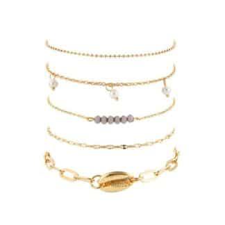 ensemble bracelets tendance