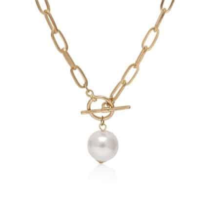 collier perle cadeau