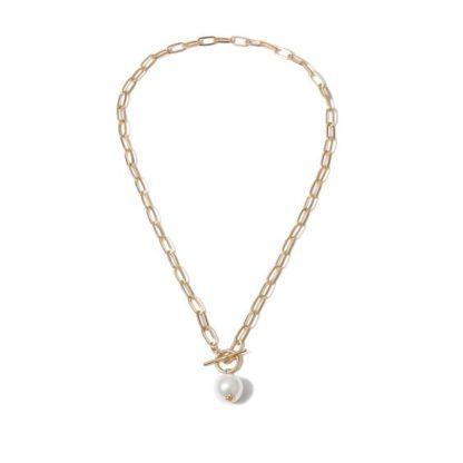 collier perle cadeau tendance