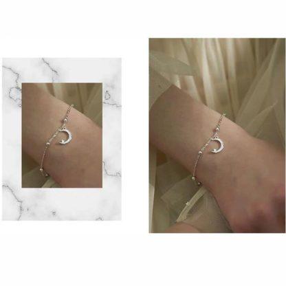 bracelet lune cadeau original